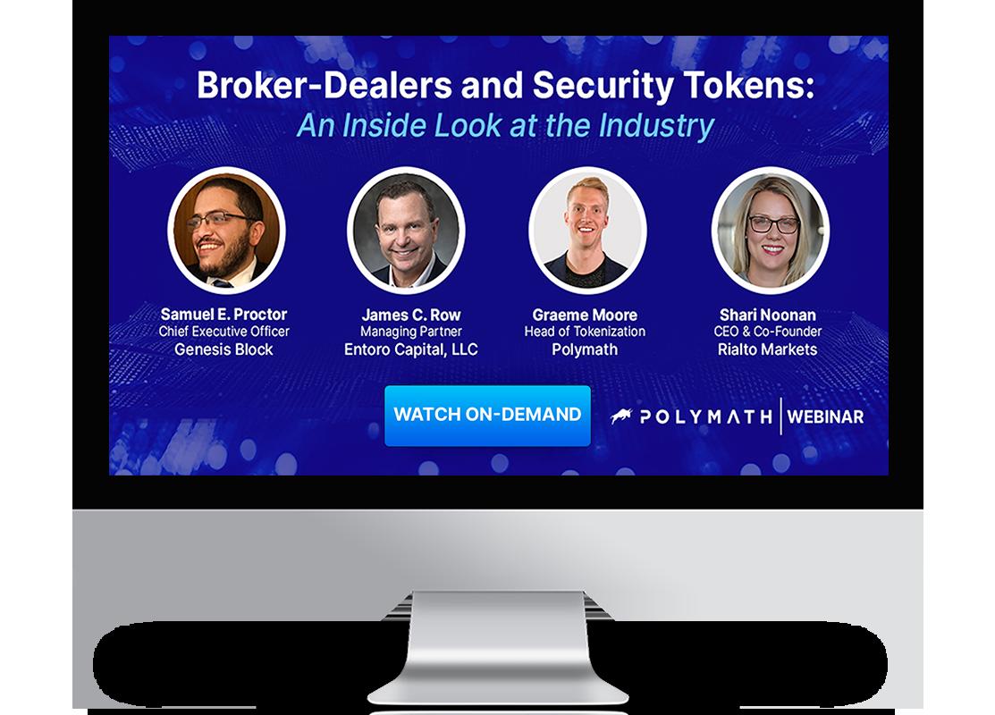 Broker-Dealer Webinar