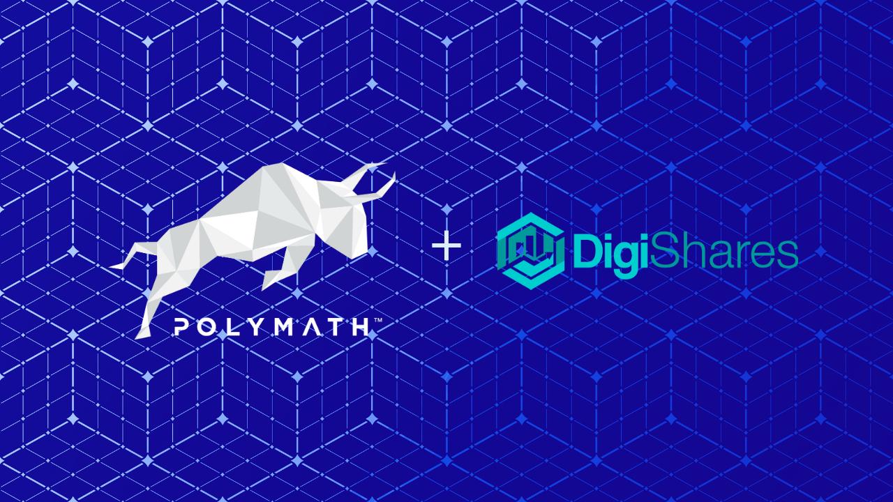 DigiShares Joins Polymath Service Provider Ecosystem